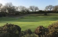 View Orsett Golf Club's picturesque golf course in pleasing Essex.