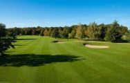Chateau de Raray hosts several of the most popular golf course near Paris