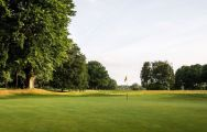 The Ashridge Golf Club's beautiful golf course situated in spectacular Hertfordshire.