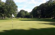 The Ashridge Golf Club's beautiful golf course within amazing Hertfordshire.