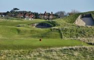 All The Royal St. George's Golf Club's impressive golf course situated in breathtaking Kent.