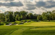 Royal St. George's Golf Club features among the premiere golf course in Kent