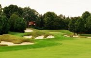 View Royal St. George's Golf Club's scenic golf course situated in gorgeous Kent.