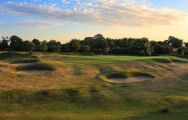 All The Knole Park Golf Club's beautiful golf course within marvelous Kent.