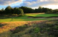 The Notts Golf Club's scenic golf course within magnificent Nottinghamshire.