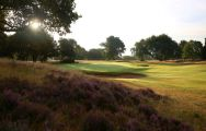 The Notts Golf Club's lovely golf course situated in brilliant Nottinghamshire.