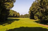 All The Huntercombe Golf Club's beautiful golf course within marvelous Oxfordshire.
