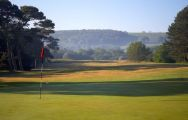 Ganton Golf Club carries some of the top golf course near Yorkshire