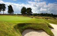 All The Moortown Golf Club's lovely golf course situated in staggering Yorkshire.