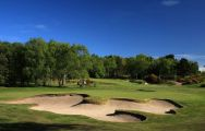 Moortown Golf Club has some of the most desirable golf course around Yorkshire
