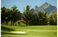 View Anahita by Ernie Els's picturesque golf course within amazing Mauritius.