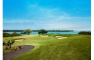 The Anahita by Ernie Els's lovely golf course in marvelous Mauritius.