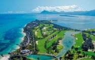 Paradis Golf Club features lots of the most excellent golf course around Mauritius
