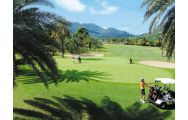 All The Paradis Golf Club's impressive golf course within sensational Mauritius.