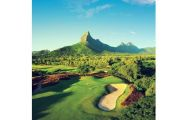 View Tamarina Golf's scenic golf course within incredible Mauritius.