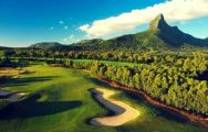 Tamarina Golf carries lots of the preferred golf course within Mauritius