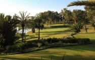 The Golf du Soleil's picturesque golf course situated in incredible Morocco.