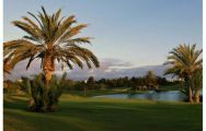 The Golf du Soleil's impressive golf course in incredible Morocco.