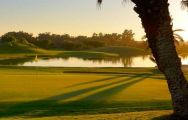 Golf du Soleil features among the premiere golf course in Morocco