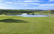 The Golf de lOcean's impressive golf course in incredible Morocco.