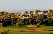 View PalmGolf Marrakech Ourika's scenic golf course within incredible Morocco.