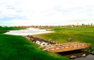 The The Montgomerie Marrakech's scenic golf course situated in gorgeous Morocco.
