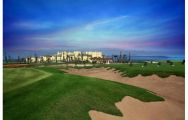 View Mazagan Golf Club's scenic golf course situated in vibrant Morocco.