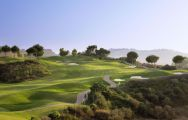 The La Cala America Golf Course's beautiful golf course situated in incredible Costa Del Sol.