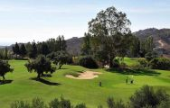 the 15th fairway at la cala
