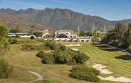 La Cala Asia Golf Course provides among the premiere golf course around Costa Del Sol