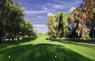 The Atalaya Old Course's scenic golf course in gorgeous Costa Del Sol.