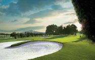 All The Atalaya New Course's beautiful golf course within impressive Costa Del Sol.
