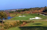 All The La Reserva Golf Club's beautiful golf course within marvelous Costa Del Sol.