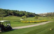 La Reserva Golf Club features among the top golf course within Costa Del Sol