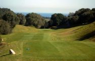 The San Roque Club - New Course's impressive golf course situated in gorgeous Costa Del Sol.
