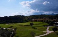 View Marbella Golf and Country Club's scenic golf course situated in vibrant Costa Del Sol.