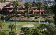 Santa Clara Golf Club has some of the leading golf course around Costa Del Sol