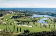 The Los Flamingos Golf Course's beautiful golf course situated in sensational Costa Del Sol.