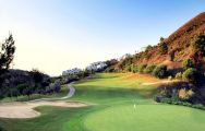 La Quinta Golf Club has lots of the leading golf course within Costa Del Sol