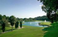 All The Rio Real Golf Club's impressive golf course in brilliant Costa Del Sol.