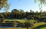 View Estepona Golf Club's lovely golf course within magnificent Costa Del Sol.