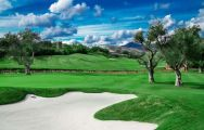 Finca Cortesin Golf Club consists of lots of the most excellent golf course near Costa Del Sol