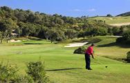 Finca Cortesin Golf Club carries lots of the most popular golf course around Costa Del Sol