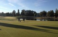 Mijas Golf Club - Los Lagos carries among the premiere golf course around Costa Del Sol