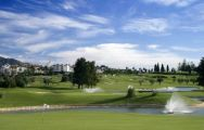 mijas golf club  los olivos course