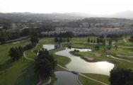 Mijas Golf Club - Los Olivos offers lots of the best golf course around Costa Del Sol