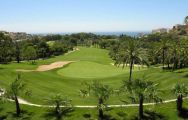 All The Torrequebrada Golf Club,'s beautiful golf course within pleasing Costa Del Sol.