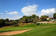 Torrequebrada Golf Club, has some of the finest golf course in Costa Del Sol