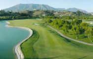 Santana Golf Club has got some of the top golf course around Costa Del Sol