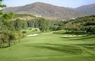 Santana Golf Club includes some of the most desirable golf course near Costa Del Sol